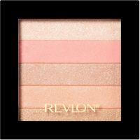 """Палетка для макияжа лица """"Highlighting Palette"""" тон: 020, rose glow"""