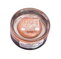 """Тени для век """"Color Tattoo 24 часа"""" тон: 150, нежный персик"""