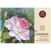 """Планшет для акварели """"Розовый сад"""" (20 листов, А-3)"""