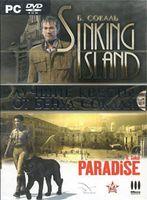 Бенуа Сокаль: Sinking Island (Коллекционное издание)