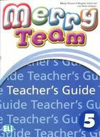 Merry Team: Teacher's Guide v. 5 (+ CD)