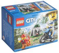 """LEGO City """"Погоня на внедорожниках"""""""