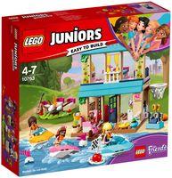 "LEGO Juniors ""Домик Стефани у озера"""