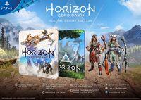 Horizon: Zero Dawn. Специальное издание (PS4)
