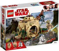 "LEGO Star Wars ""Хижина Йоды"""