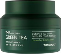 """Крем для лица """"The Chok Chok. Green Tea Intense Cream"""" (60 мл)"""
