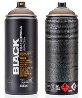 """Краска аэрозольная """"Black. Chocolate"""" (коричневая; 400 мл)"""