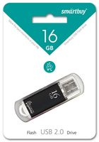 USB Flash Drive 16Gb SmartBuy V-Cut (Black)