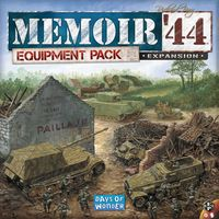 Memoir `44: Equipment Pack (дополнение)