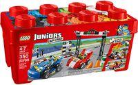 """LEGO Juniors """"Ралли на гоночных автомобилях"""""""