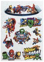 "Набор виниловых наклеек №18 ""Marvel"""