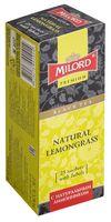 """Чай черный """"Milord. С натуральным лимонником"""" (25 пакетиков)"""
