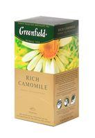 "Фиточай ""Greenfield. Rich Camomile"" (25 пакетиков)"