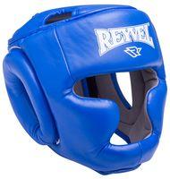 Шлем закрытый RV- 301 (L; синий)