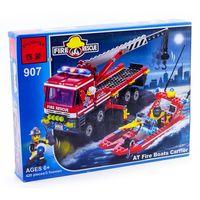"Конструктор ""Fire Rescue. Пожарная охрана"" (420 деталей)"
