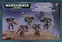 """Набор миниатюр """"Warhammer 40.000. Blood Angels Death Company"""" (41-07)"""