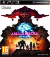 Final Fantasy 14. A Realm Reborn (PS3)