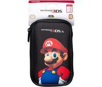 """Чехол черный для Nintendo 3DS """"Марио"""""""