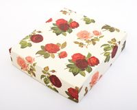 "Подарочная коробка ""Roses"" (23х25х5,5 см)"