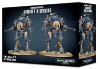 Warhammer 40.000. Imperial Knights. Armiger Helverins (54-13)