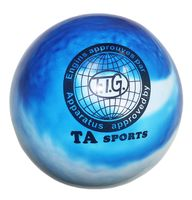 Мяч для художественной гимнастики T8 (перламутровый)
