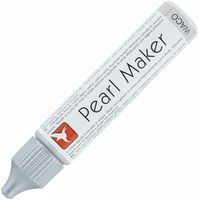 """Маркер для нанесения объемного изображения """"Knorr Prandell"""" (30 мл; серебро)"""