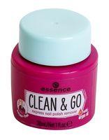 """Жидкость для снятия лака """"Clean and Go"""" (30 мл)"""