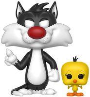 """Фигурка """"Looney Tunes. Sylvester and Tweety"""""""