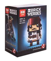 "Конструктор Brick Heroes ""Капитан Джек Воробей"""