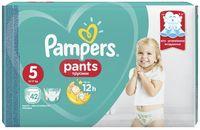"""Подгузники-трусики """"Pants Junior"""" (12-17 кг; 42 шт.)"""