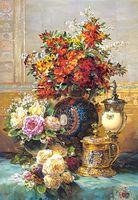 "Пазл ""Цветы на столе"" (1500 элементов)"