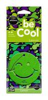 """Ароматизатор для автомобиля """"Be Cool"""" (lemon)"""