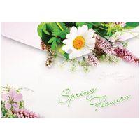 "Папка-конверт ""Spring Flowers"" (А4)"