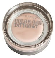 "Тени для век ""Color Tattoo 24 часа"" (тон: 91, розовый зефир)"
