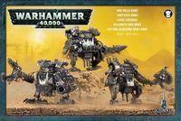 "Набор миниатюр ""Warhammer 40.000. Ork Killa Kans"" (50-17)"