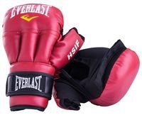 Перчатки для рукопашного боя HSIF RF3112 (12 унций; красные)