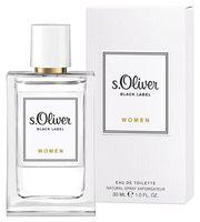 "Туалетная вода для женщин ""s.Oliver Black Label"" (30 мл)"