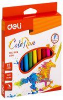 """Фломастеры """"Color Run"""" (12 цветов)"""