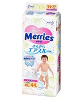 "Подгузники ""Merries XL"" (12-20 кг; 44 шт.)"