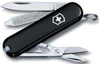 """Нож Victorinox """"Classic SD"""" (7 функций; чёрный)"""