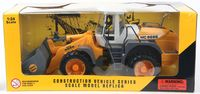 "Трактор-экскаватор ""Construction"" (масштаб: 1/24)"