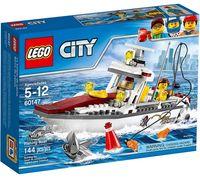 """LEGO City """"Рыболовный катер"""""""