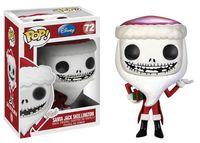 """Фигурка """"POP. Кошмар перед Рождеством. Санта Джек Скеллингтон"""""""