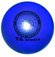 Мяч для художественной гимнастики T8 (синий)