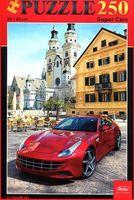"""Пазл """"Super Cars"""" (250 элементов)"""