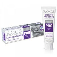 "Зубная паста ""R.O.C.S. PRO. Electro and Whitening"" (135 г)"