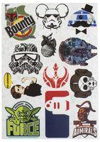 "Набор виниловых наклеек №40 ""Star Wars"""