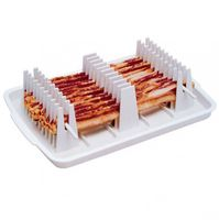 """Набор для жарки бекона в микроволновке """"Bacon Chef"""""""