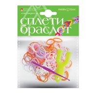 """Набор для плетения из резиночек """"Светящиеся"""" (600 шт.)"""