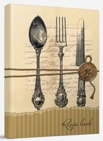 """Блокнот """"Recipe book"""" (А5)"""